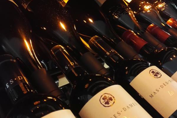 quelques vins sélectionnés